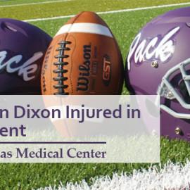 Dixon Accident