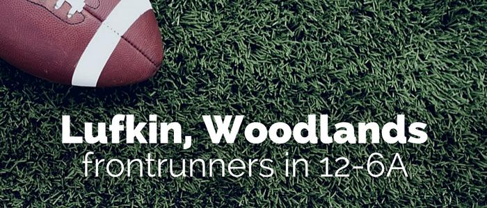 Lufkin, Woodlands